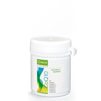 CoQ10, Food supplement
