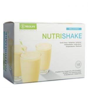 NutriShake, Protein drink, vanilla