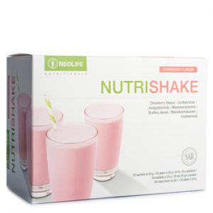 NutriShake, Protein drink, strawberry