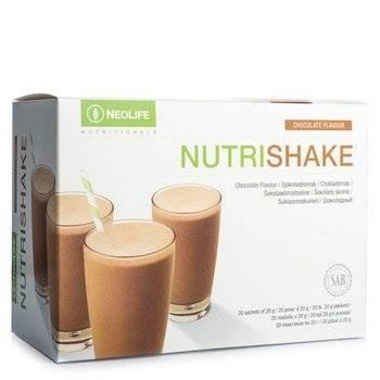 NutriShake, Protein drink, chocolate